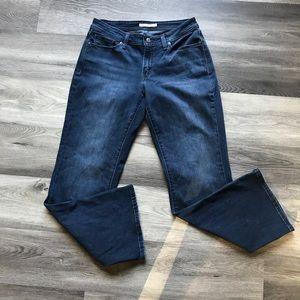 Levi's 529 curvy bootcut